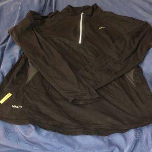 Nike DriFit Livestrong long sleeved top